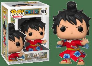 Funko Pop! One Piece: Luffy in Kimono #921