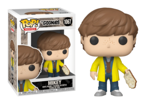 Funko Pop! The Goonies: Mikey with Map #1067