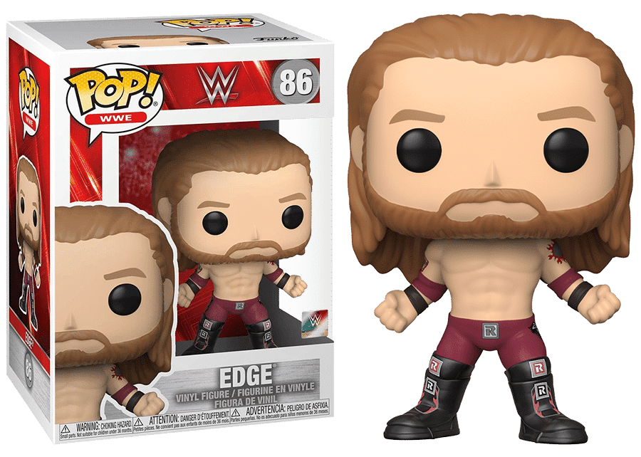 Funko Pop! WWE: Edge #86