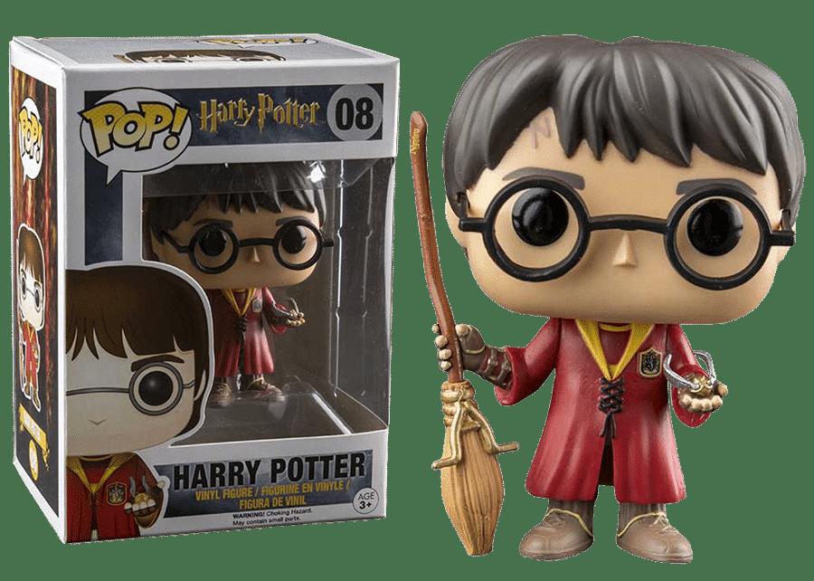 Funko Pop! Harry Potter: Quidditch Harry #08