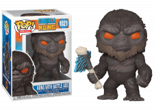 Funko Pop! Godzilla vs Kong: Kong with Axe #1021