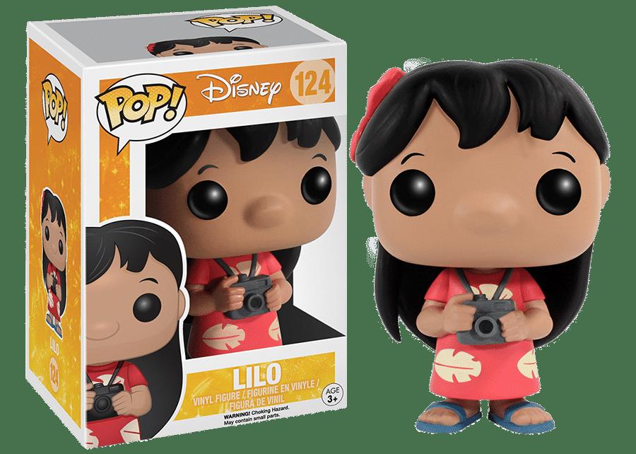 Funko Pop! Lilo and Stitch: Lilo #124