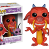 Funko Pop! Disney: Mushu and Cricket #167