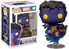Funko Pop! X-Men: Nightcrawler #490 (Summer Convention Exclusive)