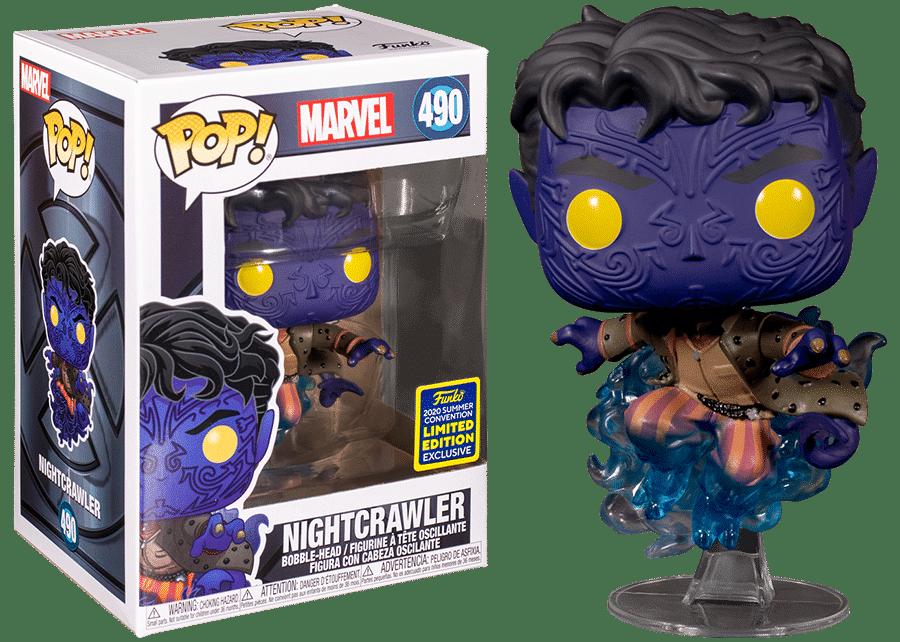 Funko Pop! X-Men: Nightcrawler #490 (Summer Convention Exclusive)