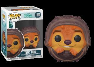 Funko Pop! Raya and the Last Dragon: Tuk Tuk
