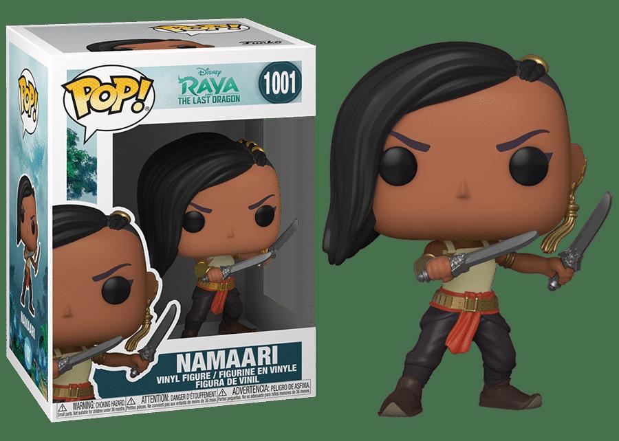 Funko Pop! Raya and the Last Dragon: Namari