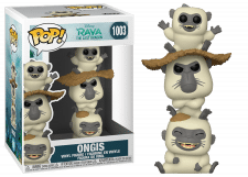 Funko Pop! Raya and the Last Dragon: Ongis