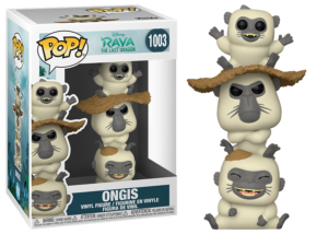 Funko Pop! Raya and the Last Dragon: Ongis