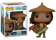 Funko Pop! Raya and the Last Dragon: Raya