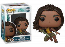 Funko Pop! Raya and the Last Dragon: Raya (Warrior Pose)