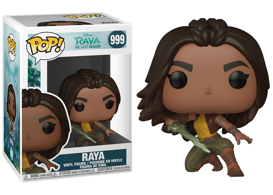 Funko Pop! Raya and the Last Dragon: Raya (Warrior Pose)