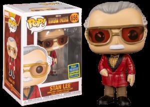 Funko Pop! Iron Man: Stan Lee #656 (Summer Convention Exclusive)