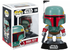 Funko Pop! Star Wars: Boba Fett #08