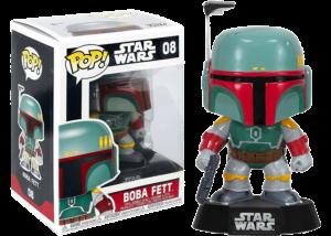 Funko Pop! Star Wars: Boba Fett #08