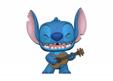 Funko Pop! Lilo and Stitch: Stitch with Ukelele
