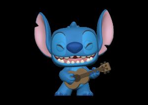 Funko Pop! Lilo and Stitch: Stitch with Ukelele