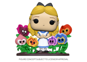 Funko Pop! Alice in Wonderland: Alice with Flowers