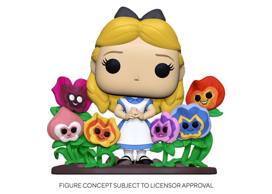 Funko Pop! Alice in Wonderland: Alice with Flowers