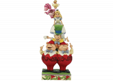 Disney Traditions: Alice in Wonderland Stacked