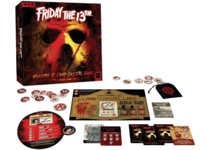 Friday the 13th Board Game: Horror at Camp Crystal Lake