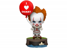 Hot Toys Cosbaby: Pennywise with Balloon