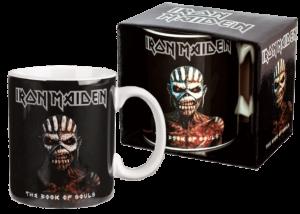 Iron Maiden - Book of Souls Mug