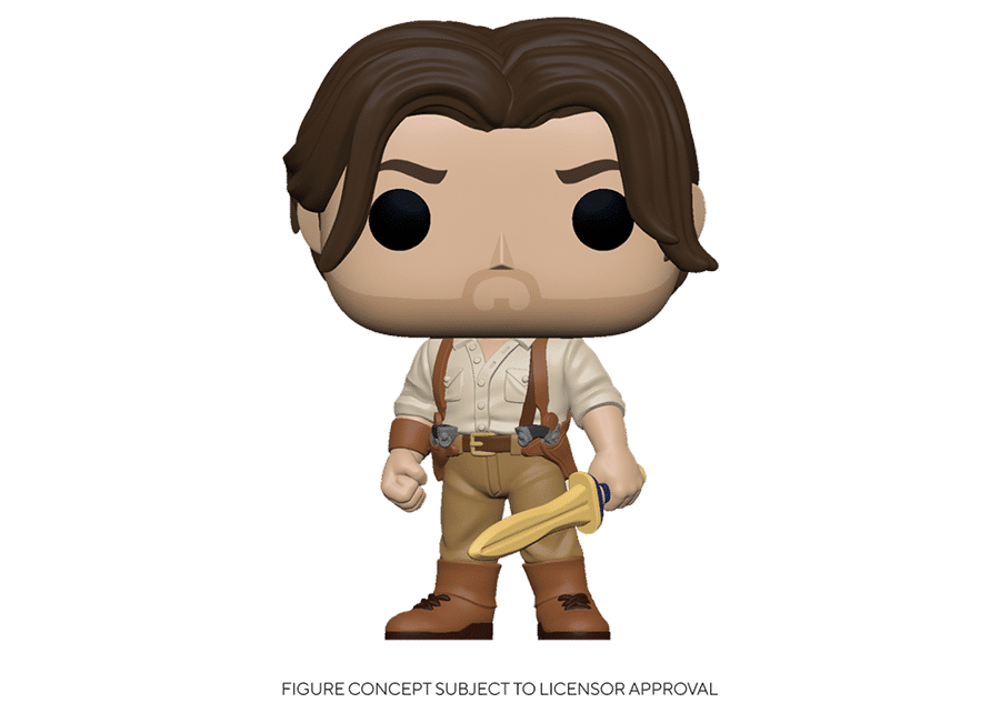 Funko Pop! The Mummy: Rick O'Connell
