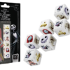 The Nightmare Before Christmas Dice Set (6)
