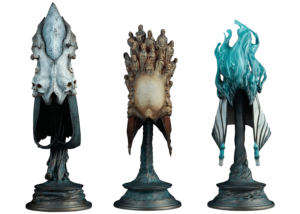 Sideshow: The Aspects of Death Mask 3-Pack