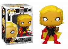 Funko Pop! Marvel 80th: Adam Warlock #618