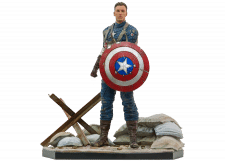 Iron Studios: Captain America First Avenger