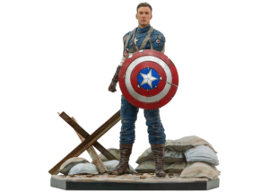Iron Studios: Captain America First Avenger