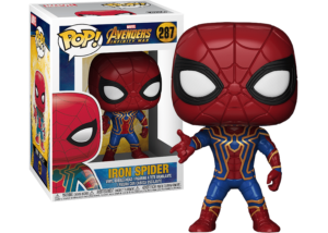 Funko Pop! Avengers Infinity War: Iron Spider #287