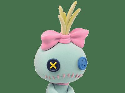 Banpresto QPosket Fluffy Puffy
