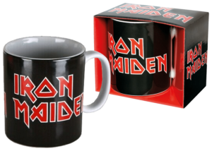 Iron Maiden - Logo Mug
