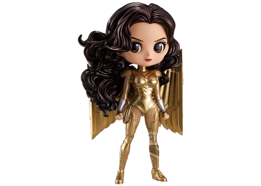 Q-Posket: Wonder Woman 1984 (B)