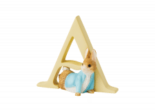Peter Rabbit Alphabet Letters: A - Peter Rabbit