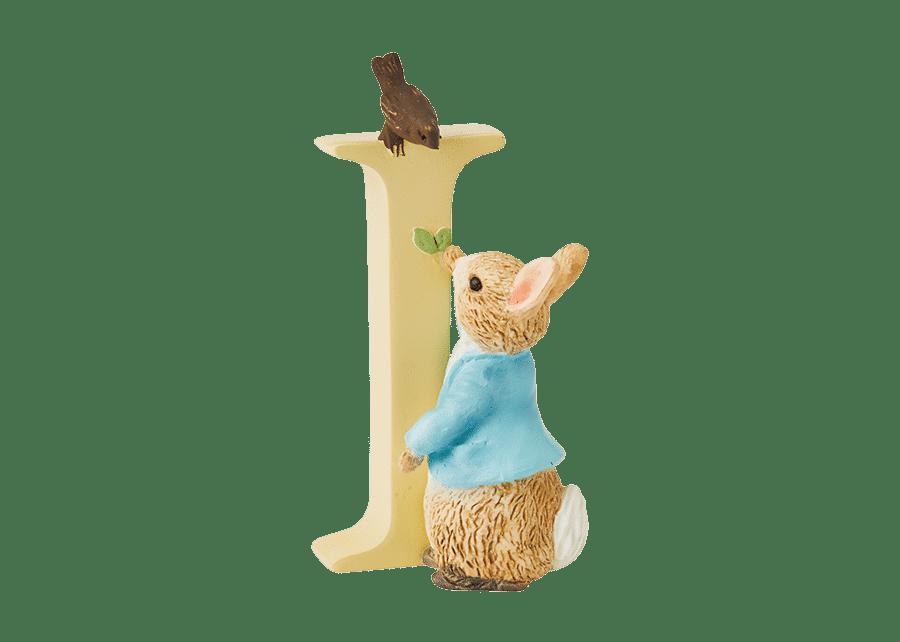 Peter Rabbit Alphabet Letters: I - Peter Rabbit