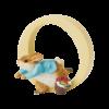 Peter Rabbit Alphabet Letters: O - Peter Rabbit