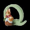 Peter Rabbit Alphabet Letters: Q - Mrs. Rabbit