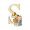 Peter Rabbit Alphabet Letters: S - Mrs. Tittlemouse