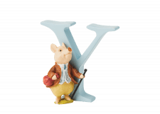 Peter Rabbit Alphabet Letters: Y - Pigling Bland