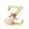 Peter Rabbit Alphabet Letters: Z - Appley Dapply