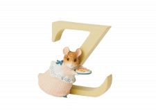 Peter Rabbit Alphabet Letters: Z - Appley Dapply