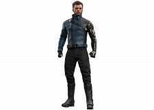 Hot Toys: Falcon and the Winter Soldier - Bucky