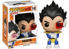 Funko Pop! Dragon Ball Z: Vegeta #10