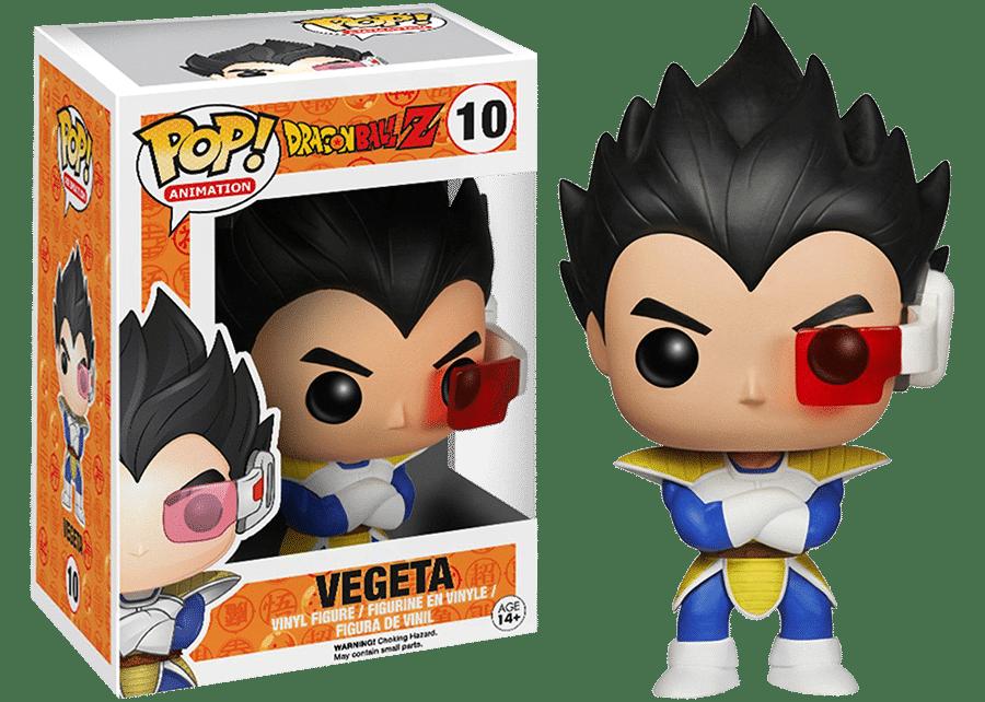 Funko Pop! Dragon Ball Z: Vegeta #10