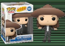 Funko Pop! Seinfeld: Elaine in Sombrero #1087