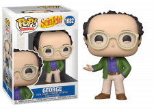 Funko Pop! Seinfeld: George #1082